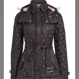 ISO! Burberry Finsbridge Trench Coat Belt